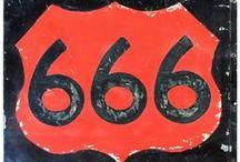 moodboard · 666highway