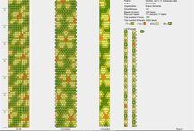 B-did Crochet Patterns 12 to 15 around / by I'm Loving Beads Nancy Gound