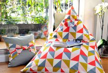 Linna Morata / Sewing with Linna Morata fabrics from France