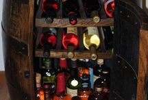 Cask Drinks Cabinet