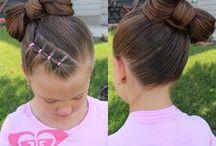 Elastic hairstyles