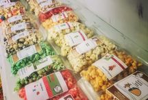 Corporate gourmet popcorn gifts