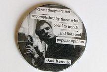 Beats / Jack Kerouac, Allen Ginsberg & William S. Burroughs