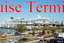 Manhattan Cruise Terminal Parking / New York City has superior cruise terminal in both Manhattan and Brooklyn. New York is one of the worlds most famous and busiest cruise ports.