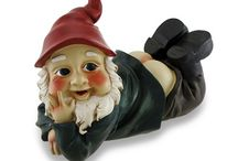 Home Sweet Gnome / Gnomes for your home or garden
