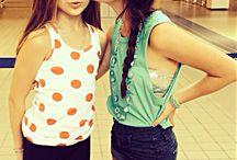 Brooke and Maddie