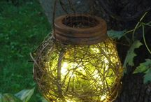 LIGHTING {garden} / by Ancient Amber <<