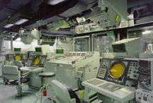 Military Interiors