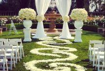 Outdoor Wedding Ideas / Edgerton Park July 27, 2013