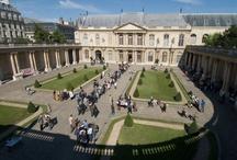 Les sites des Archives nationales / Découvrez les sites de Paris, Pierrefitte-sur-Seine et Fontainebleau en images.