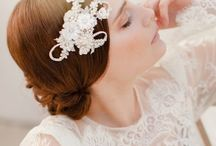 Bride poses / by WarmPhoto