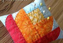 tilkkutyöt / patchwork, quilting