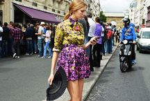 Women's Street Style / by Paris Select