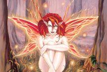 Faeries/Fairys/Sprites/Pixies