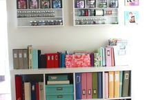 Craft Room/Office / by Amber Jackson