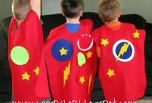 Superhero / by Green Kid Crafts: Eco Friendly Creativity and Science Kits