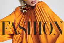 Coco Rocha for FASHION Magazine