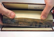 These 19th Century Books Reveal Secret Paintings