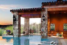 Pool Designs / by Kristie Foushee