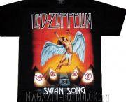 Футболки Led Zeppelin / Фирменные футболки Led Zeppelin