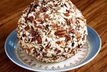 Cheese Balls  / by Debbie Lunsford