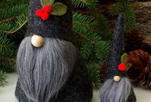 Tomte gnomes