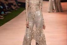 High fashion/Catwalk Inspiration