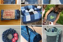 uses of old jeans