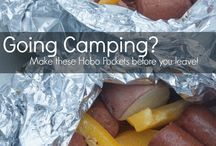 Family Camping Made Easy / by Shannon Williamson