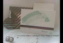 EPB box and thank you cards