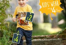 Kids' Autumn Fashion / Clothing for adventuring at incredible prices!