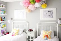 Girls room one day