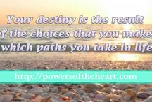 The Power of The Heart / Quotes from the Book 'Unleash The Power of The Heart and Mind