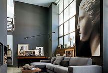 Lounge Room Interior Design / Lounge Room Interior Design Ideas for the modern contemporary home.