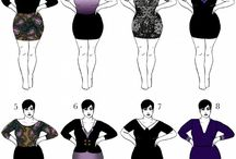 Body shapes / Stylist