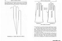 Handschuhe , Gamaschen , Kragen ......