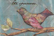 Sparrow inspiration