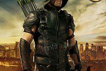 Arrow S4 Stephen Amell Costume