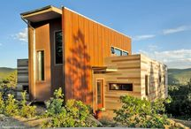 Container Housing / by Buffy Romero Kline