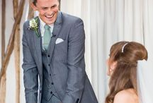 Groom's Suits, no need to be Tux! / Do not want to wear Tux?  Day time wedding?  Make your statement with your originality!