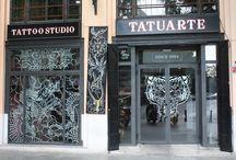 Studio de tatoo