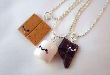 Kawaii BFF necklaces