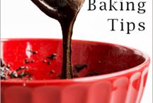 Baking Ideas & Tips