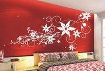 decoración en cuartos