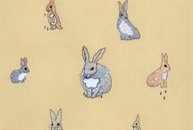 bunnies / by MacKenzie
