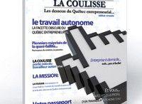 LA COULISSE / Le magazine des travailleurs autonomes québécois