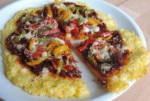 Pizza en vooral de gezondere variaties