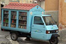 Bibliotecas Itinerantes