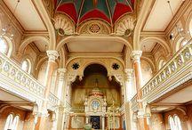 zsinagóga oltárok
