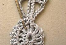 crochet puntadas